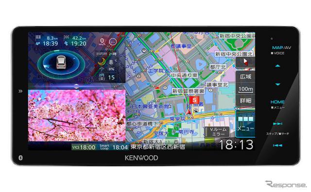 ケンウッド MDV-M906HDW