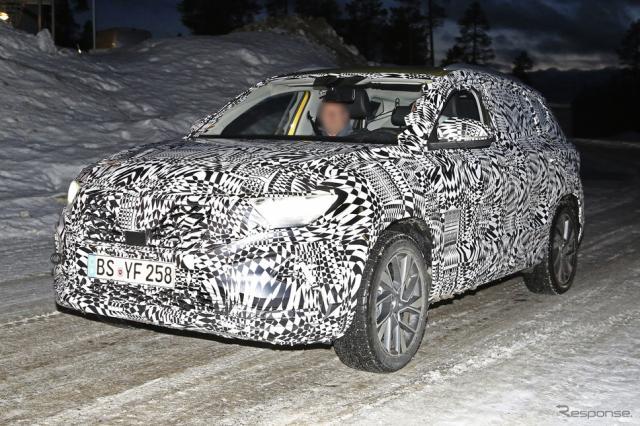 VWの新ブランド「ジェッタ」SV5 スクープ写真《APOLLO NEWS SERVICE》