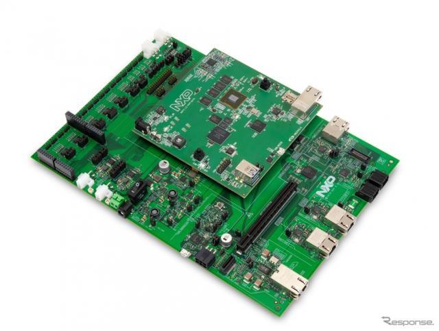 NXPセミコンダクターのMPC-LSチップセット・ソリューション