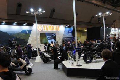 【東京モーターサイクルショー2019】22日開幕、新型カタナなど最新モデルが集結