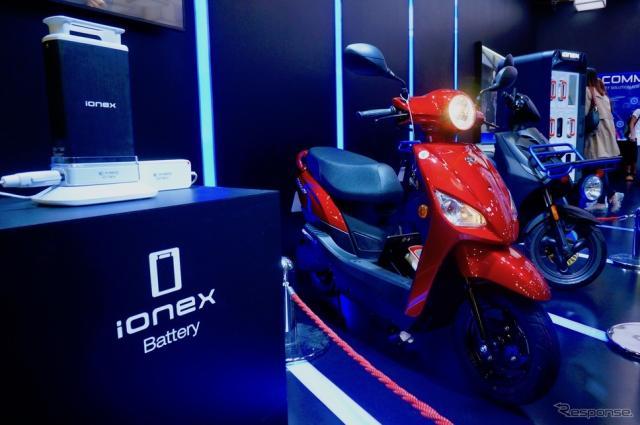 東京モーターサイクルショー2019《撮影 後藤竜甫》