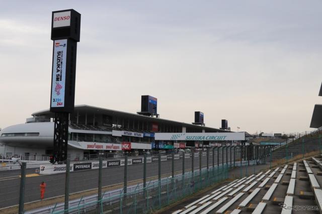 ピレリスーパー耐久シリーズ2019いよいよ開幕。《撮影 中込健太郎》