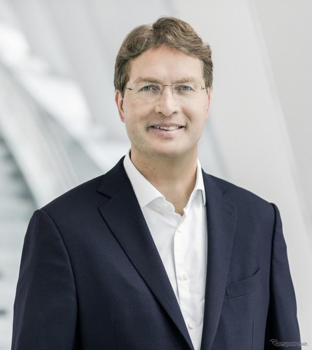 メルセデスベンツとダイムラーの両CEOに就任予定のオーラ・ケレニウス氏