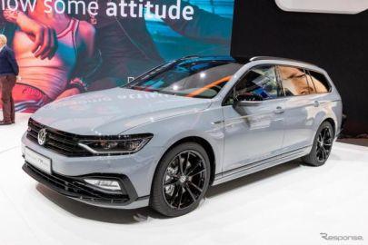 VWパサート 改良新型、全速度域で部分自動運転可能な「トラベルアシスト」初搭載…ジュネーブモーターショー2019