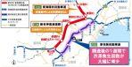 東名阪の渋滞発生回数が大幅に減少