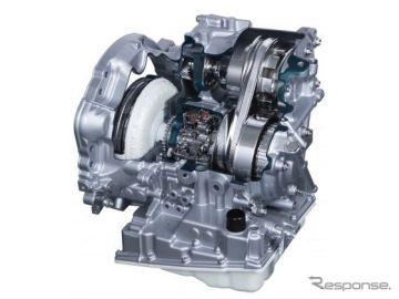 ジヤトコ、軽自動車専用の新型CVTを開発 低燃費と優れた動力性能を両立