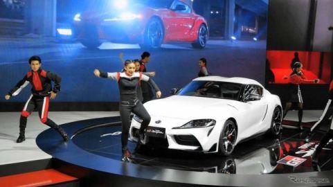 """トヨタは""""次世代ハイエース""""を右ハンドルで初披露…バンコクモーターショー2019"""