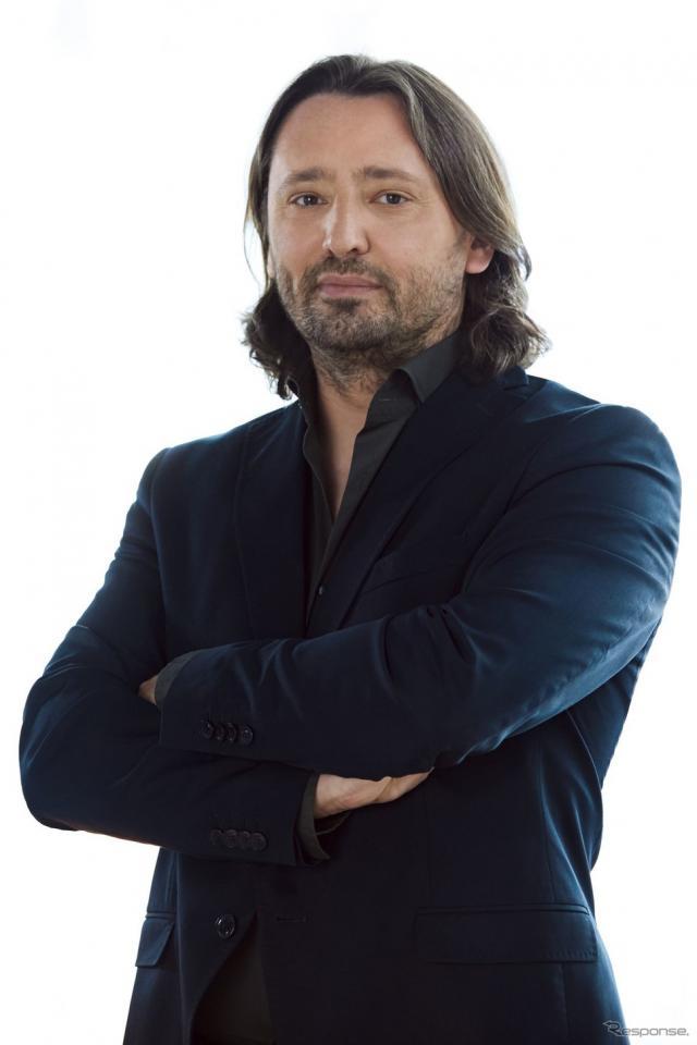 4月1日付けでロールスロイスブランドのデザイン責任者に就任するヨゼフ・カバン氏