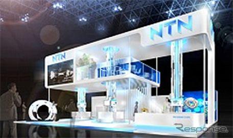 NTN、電動化や低燃費に貢献するハブベアリングなど展示予定…上海モーターショー2019