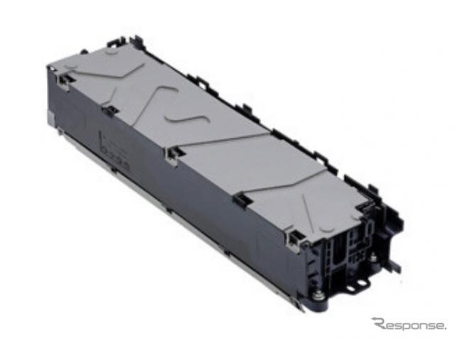 樹脂製バッテリーケース