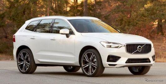 ボルボカーズ世界販売9.4%増、XC60 新型が牽引 2019年第1四半期