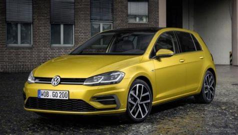 輸入車販売、好調VWが3年ぶりの2位復帰 2018年度