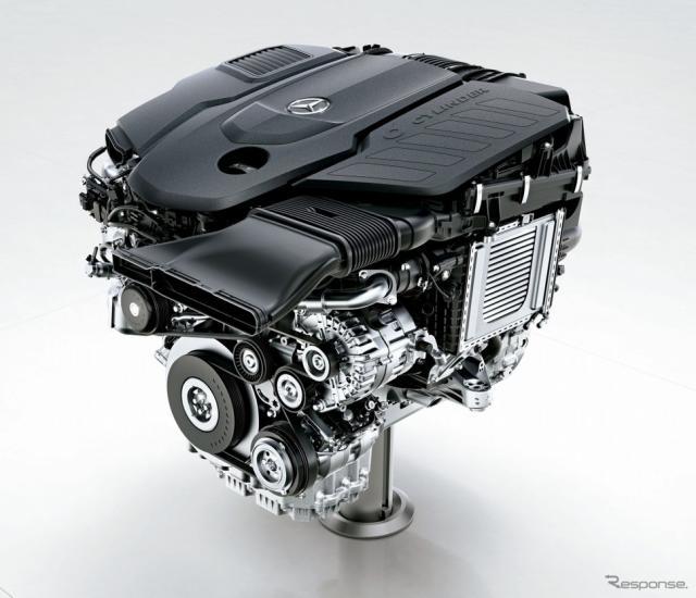 直列6気筒クリーンディーゼルエンジン OM656