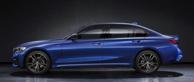 BMW 3シリーズ セダン 新型のロングホイールベース