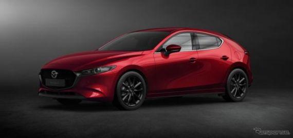 マツダ3 新型に最初の自動車賞…最も購入する価値のある車
