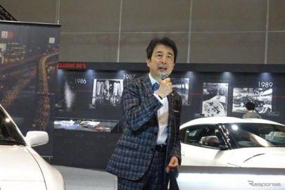 トヨタ 布垣博物館館長「昭和から平成、そして令和へ」…オートモビルカウンシル2019