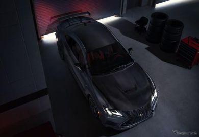 レクサス RC F 改良新型、0-96km/h加速は4秒切る仕様も…6万4750ドルから