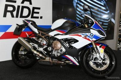 BMWは S1000RR 新型をまもなく発売…東京モーターサイクルショー2019[詳細画像]