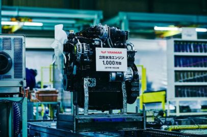 ヤンマー、立形水冷エンジンの累計生産台数1000万台 約50年で達成