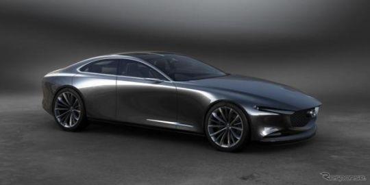 マツダ、次世代クーペコンセプトとSKYACTIV-Xエンジン出展へ…上海モーターショー2019