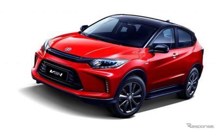 ホンダがEVコンセプトカー発表へ、スポーツEV第2弾…上海モーターショー2019