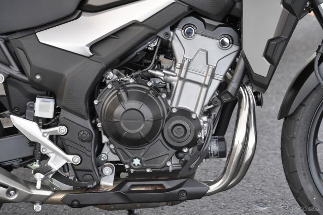 ホンダ 400X 新型《画像 ホンダモーターサイクルジャパン》