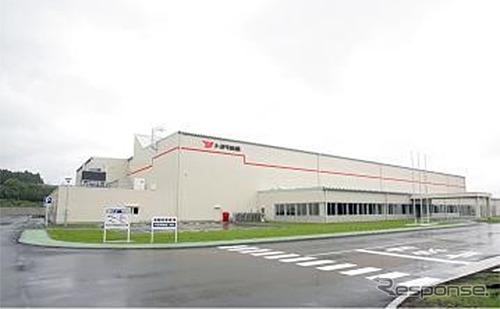 トヨタ紡織 富士裾野工場