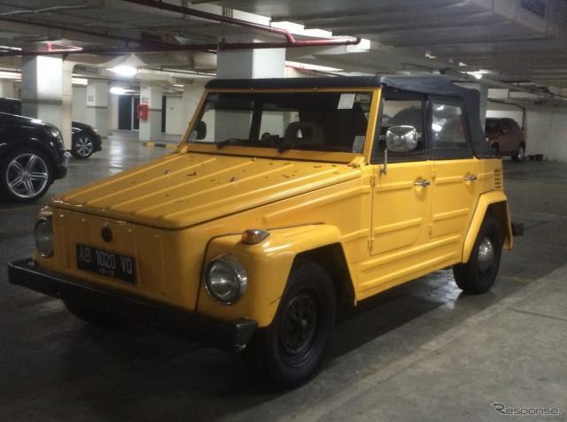 VWタイプ181