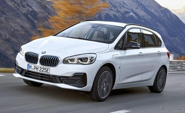 BMW2シリーズ アクティブ ツアラーのPHV「225xe」