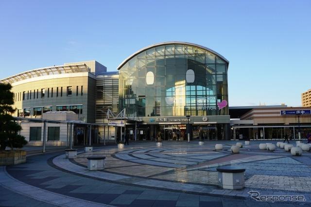 JR四国・高松駅