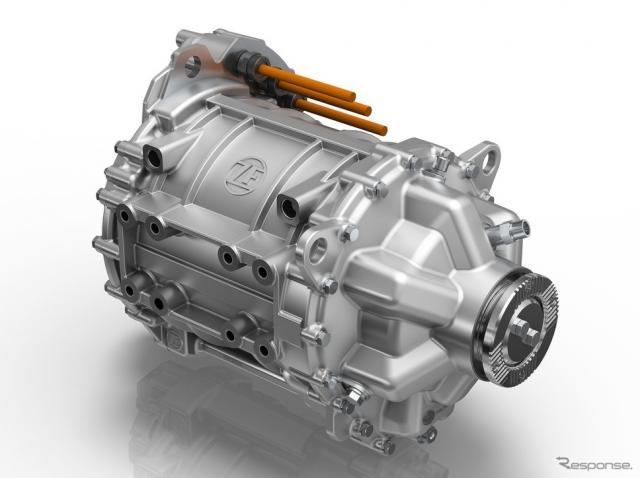 ZFの商用車向け電動パワートレイン