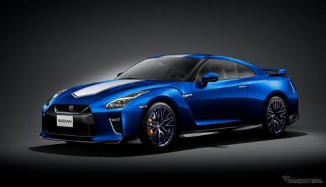 日産 GT-R 2020年モデル、1063万1520円より…GT-R と Z に50周年記念車[写真追加]