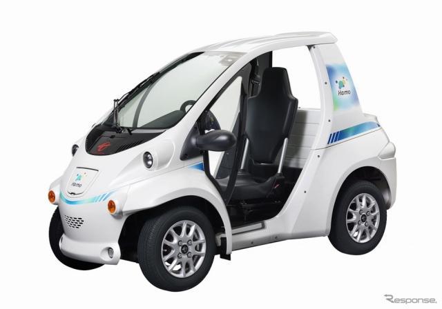 トヨタ車体 コムス