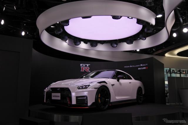 日産 GT-R NISMO 2020年モデル《撮影 小松哲也》