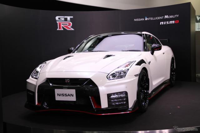 GT-R NISMO 2020年モデル《撮影 先川知香》