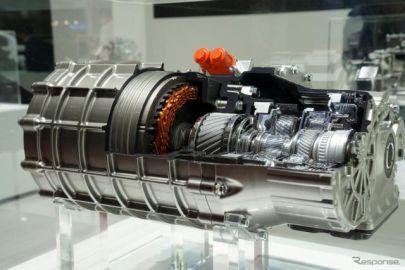 デンソーとアイシンの合弁、ブルーイーネクサスが世界に挑む…上海モーターショー2019