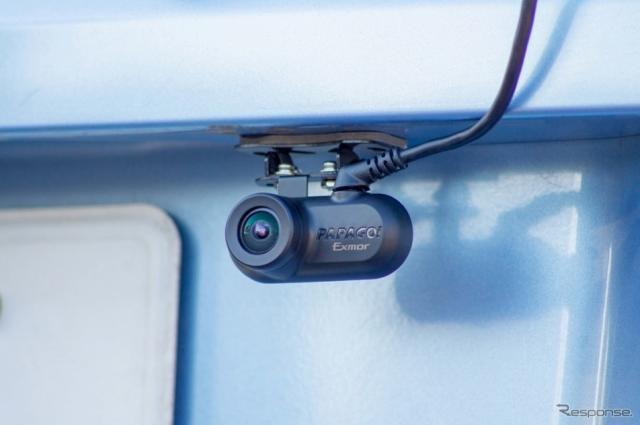 ルームミラー型ドライブレコーダー「GoSafe M790S1」(参考画像)