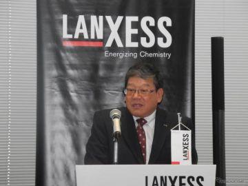 独ランクセス日本法人社長「ニューモビリティ向けの新しいソリューションを提案していく」