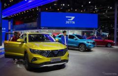 ジェッタ VS5、VW新ブランドの小型SUV…上海モーターショー2019[詳細画像]