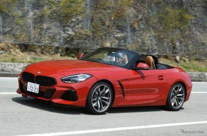 【BMW Z4 新型】2年ぶり国内復活のロードスター[詳細画像]
