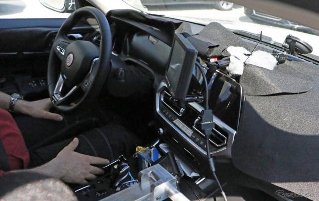 BMW i4 プロトタイプ(スクープ写真)《APOLLO NEWS SERVICE》
