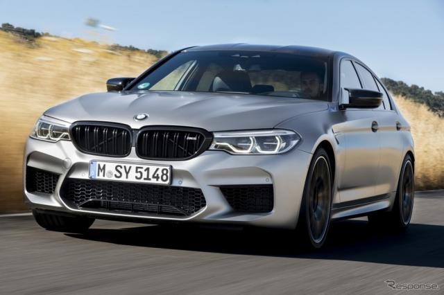 BMW M5コンペティション(参考画像)