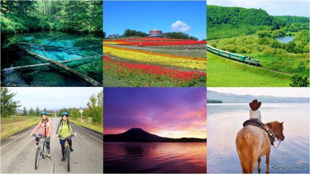 ひがし北海道ネイチャーパス(イメージ)
