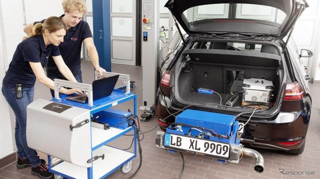 ボッシュのAIを活用した排ガスシステムを予測制御する取り組み《photo: Bosch》
