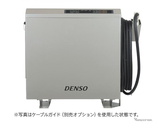 V2H-充電器《画像 デンソー》