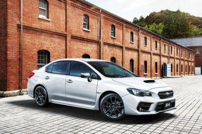 スバル WRX S4/STI 改良新型を発売へ…外観をよりスポーティに