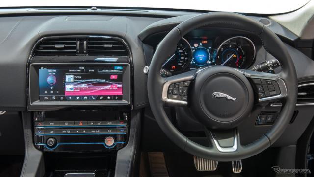 スマートウォレット《photo: Jaguar Land Rover》