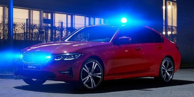 BMW 3シリーズ 新型のステルスバージョン