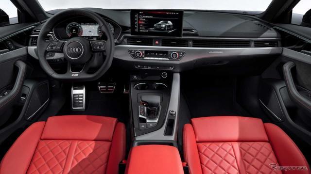 アウディ A4 アバント 改良新型