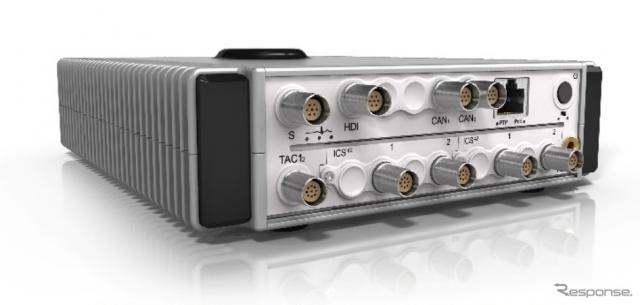 Muller-BBM VibroAkustik Systemeの騒音振動測定モバイルフロントエンド「MicroQ」《写真 東陽テクニカ》